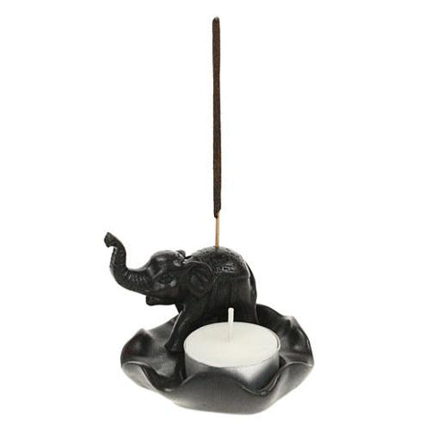 Elephant Tea light holder