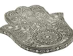 Hamsa Hand Incense Holder