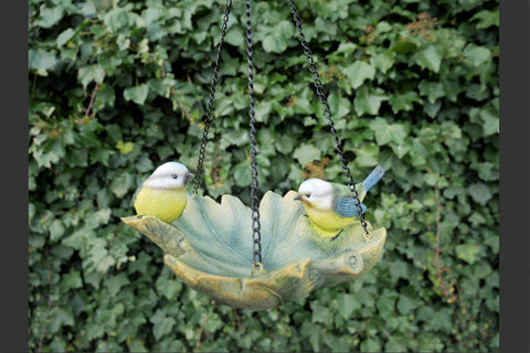 Blue Tit Bird Feeder