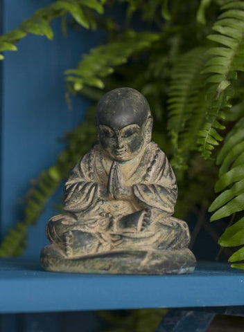 Praying Buddha Monk