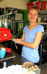 Change Chai Barista of the Week - Petra Ingelmo from Chish and Fips, Coogee