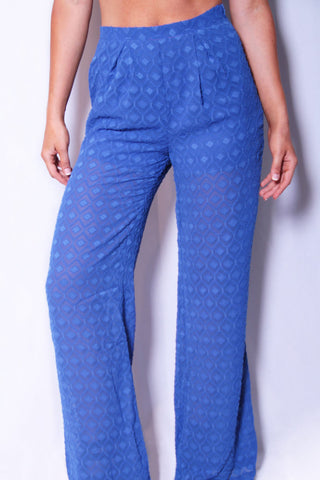 Victory Dance Pants - Blue