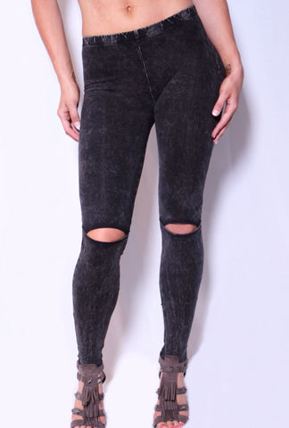 Slay Leggings - Black