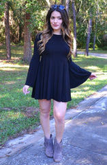 Pretty Sweet Dress - Black - Worn & Raised  - 2