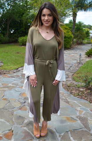 Social Butterfly Jumpsuit