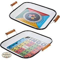Bingo Trays -- Piddix Licensed Products Licensed Piddix Product