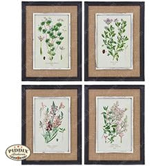 Botanical Print Wall Art -- Piddix Licensed Products Licensed Piddix Product