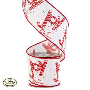 Christmas Ribbon -- Piddix Licensed Products Licensed Piddix Product
