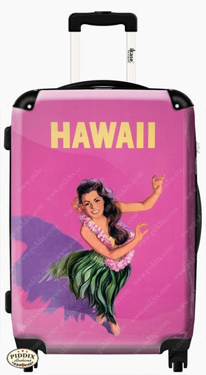 Hawaii Hula Travel Luggage -- Piddix Licensed Products Licensed Piddix Product