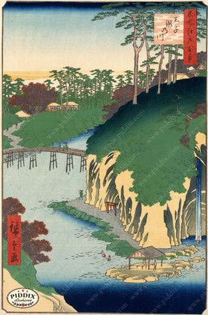 Japanese Woodblocks 1850S Pdxc5853 Color Illustration