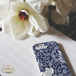 Modern Flower Vine Phone Cases -- Piddix Licensed Products Licensed Piddix Product