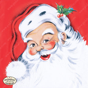 Pdxc10113A -- Santa Claus Color Illustration