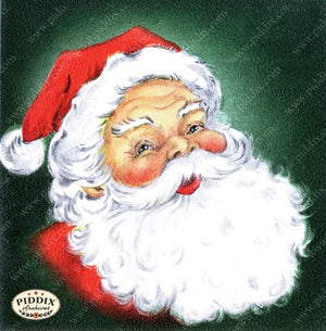 Pdxc10149 -- Santa Claus Color Illustration