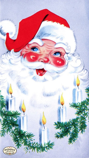 Pdxc10152 -- Santa Claus Color Illustration