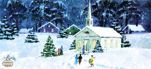 Pdxc10154 -- Snowy Scenes Color Illustration
