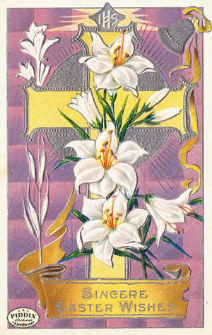 Pdxc10235-- Easter Postcard