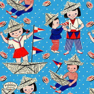 Children's Patterns Pdxc10255 Color Illustration
