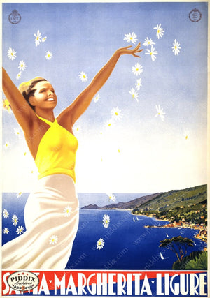 Pdxc10262 -- Vintage Travel Posters Poster
