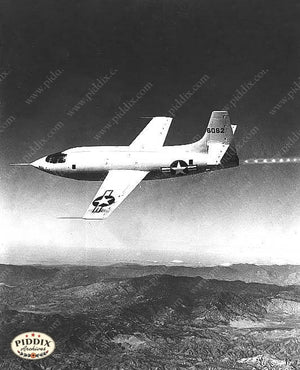 Pdxc10818 -- Airplanes Black & White Photograph