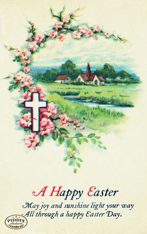 Pdxc11008 -- Easter Postcard