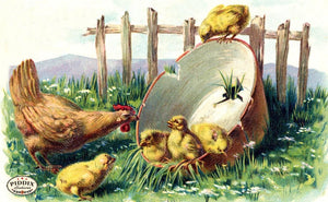 Pdxc11057 -- Easter Postcard