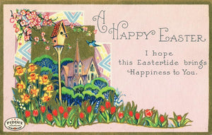 Pdxc11255 -- Easter Postcard