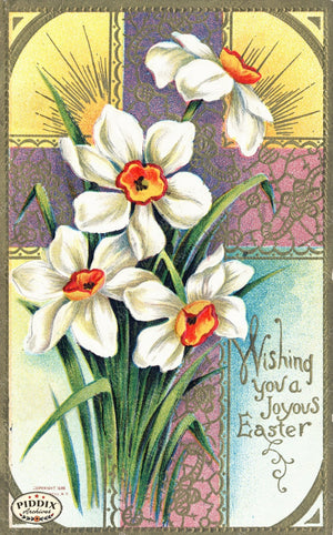 Pdxc11268A -- Easter Postcard