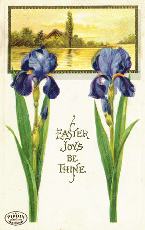 Pdxc11274 -- Easter Postcard