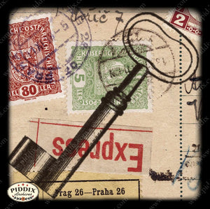 Pdxc11328 -- Keys & Locks Original Collage