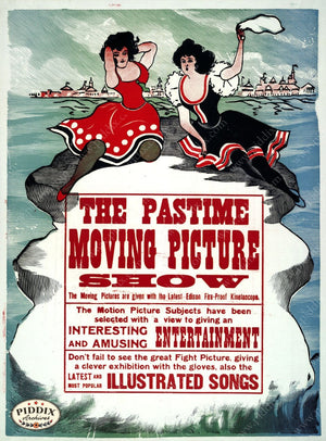 Pdxc11346 -- Vintage Movie And Theatre Posters Poster