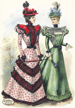 Pdxc11657 -- American Fashion Color Illustration