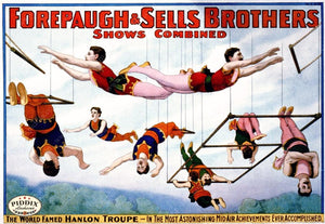 Pdxc12661 -- Circus Posters Poster