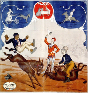 Pdxc12669 -- Circus Posters Poster