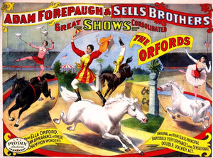 Pdxc12686 -- Circus Posters Poster