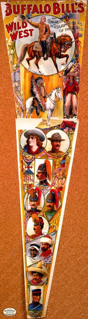 Pdxc12693 -- Circus Posters Poster