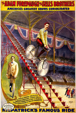 Pdxc12699 -- Circus Posters Poster