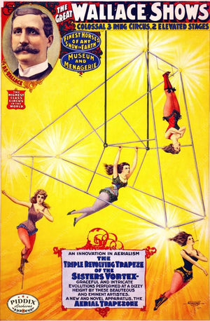 Pdxc12723 -- Circus Posters Poster