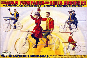 Pdxc12732 -- Circus Posters Poster