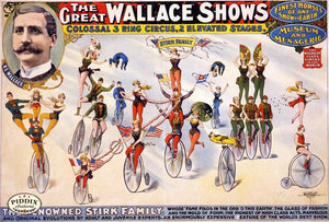 Pdxc12738 -- Circus Posters Poster