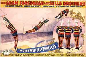 Pdxc12744 -- Circus Posters Poster