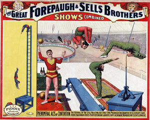 Pdxc12766 -- Circus Posters Poster