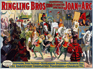 Pdxc12767 -- Circus Posters Poster