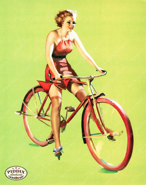 Pdxc13167 -- Pin-Ups Color Illustration
