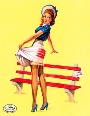 Pdxc13168 -- Pin-Ups Color Illustration