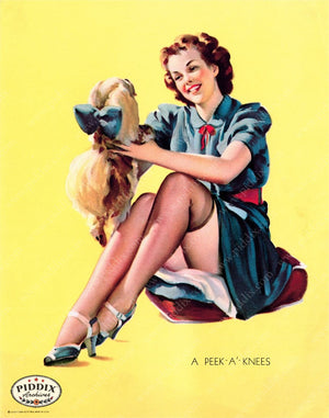 Pdxc13173 -- Pin-Ups Color Illustration