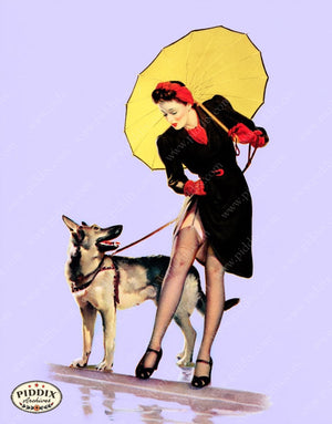 Pdxc13177 -- Pin-Ups Color Illustration
