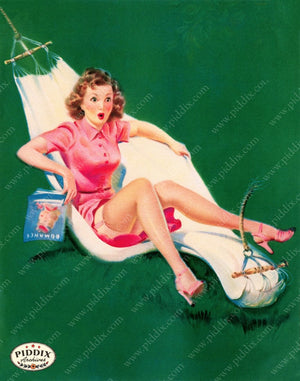 Pdxc13184 -- Pin-Ups Color Illustration