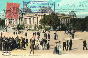 Pdxc13674A -- Travel Postcards Original Collage