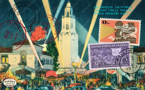Pdxc13871A -- Travel Postcards Original Collage