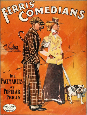 Pdxc14262 -- Vintage Movie And Theatre Posters Poster